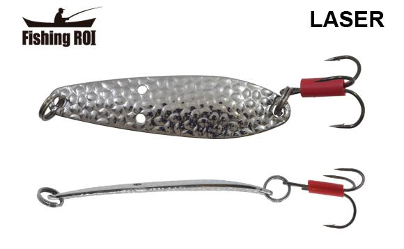 Блесна Fishing ROI Laser 6gr 001
