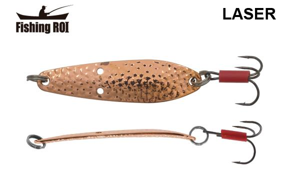 Блесна Fishing ROI Laser 6gr 003