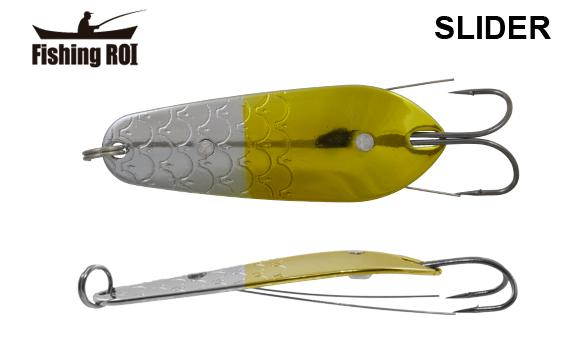 Блесна Fishing ROI Slider 21gr 024