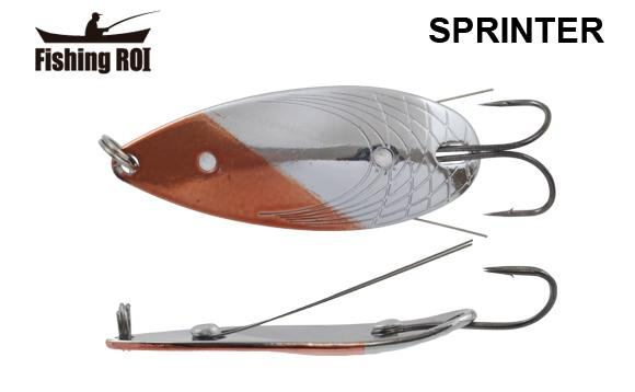 Блесна Fishing ROI Sprinter 21gr 025