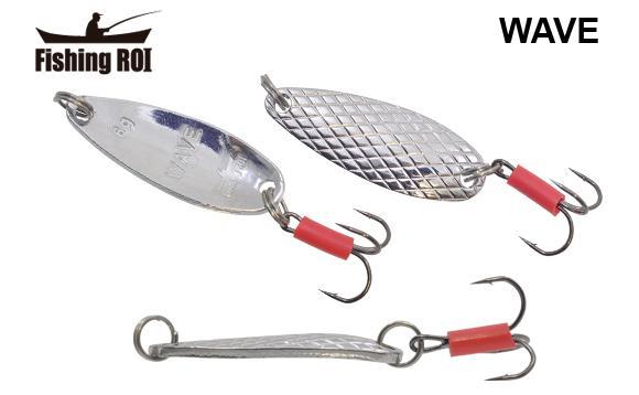 Блесна Fishing ROI Wave 8gr 001