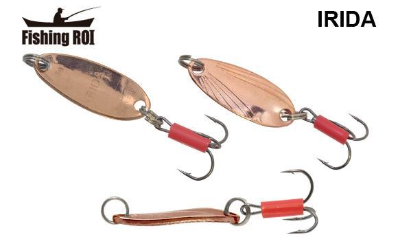Блесна Fishing ROI Irida 5gr 003