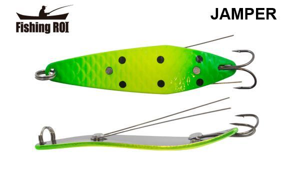 Блесна Fishing ROI Jamper 20gr 017