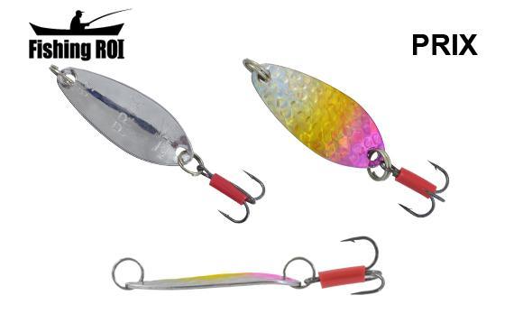 Блесна Fishing ROI Prix 5gr 090