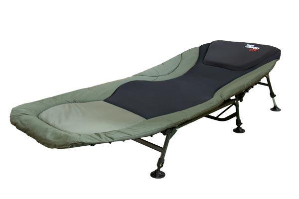 Кровать (раскладушка) Fishing ROI HYB019 с 6-ю ножками, неопреновая подушка