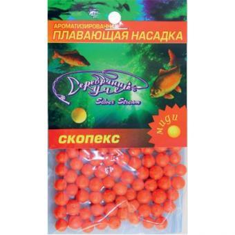 Pufi Скопекс-Мини(алый)  Ф4-5,5мм SR