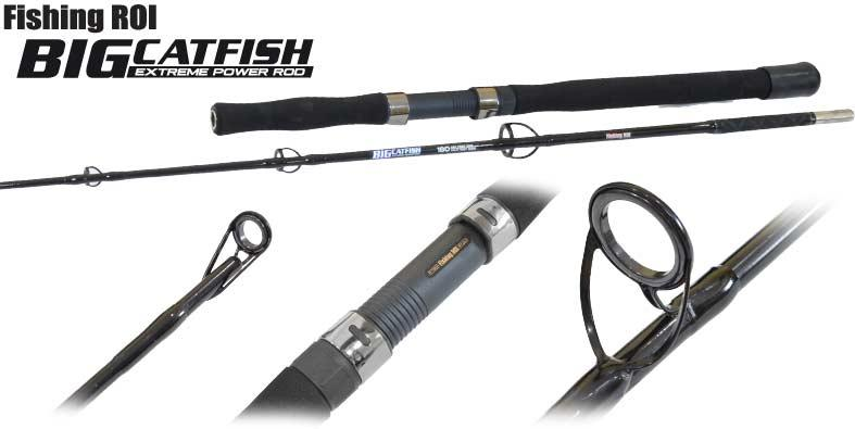 Удилище Fishing ROI Big Catfish 1.80m 100-200g