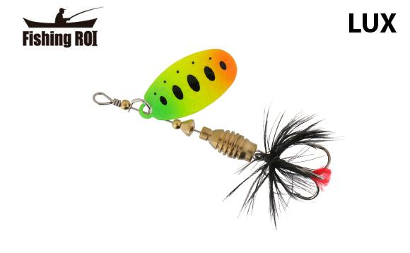 Блесна Fishing ROI Lux FT 2 6g