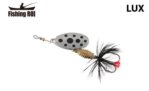 Блесна Fishing ROI Lux WB 2 6g