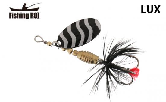 Блесна Fishing ROI Lux WB1 2 6g
