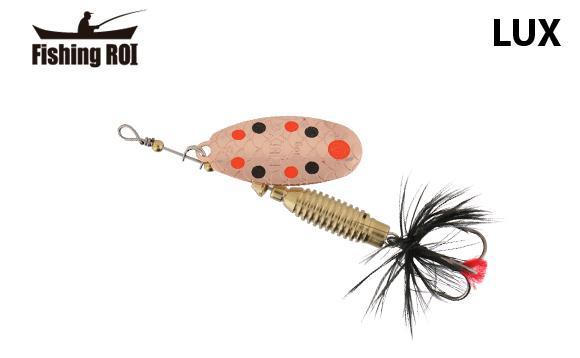Блесна Fishing ROI Lux CBR 3 10g