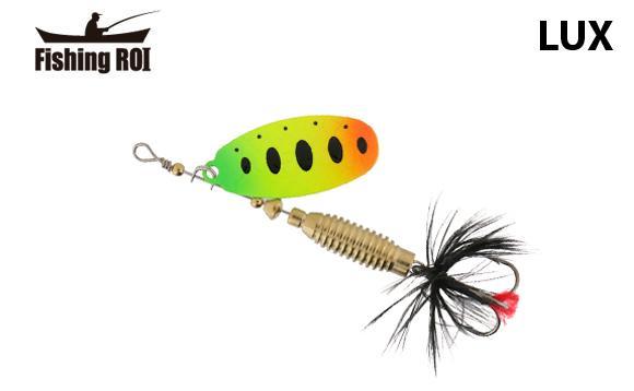 Блесна Fishing ROI Lux FT 3 10g