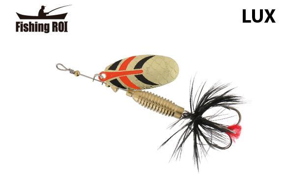 Блесна Fishing ROI Lux GRB 3 10g