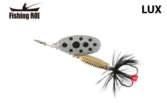 Блесна Fishing ROI Lux WB 3 10g