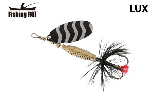 Блесна Fishing ROI Lux WB1 3 10g