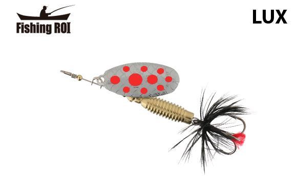 Блесна Fishing ROI Lux WR 3 10g