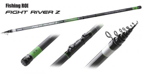 Болонское удилище Fishing ROI Fight River Z bolo 600 до 30gr с/к