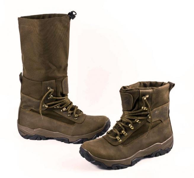 Ботинки SKADI S3 с защитн. верхом коричневый 45р.