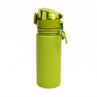 Бутылка силиконовая Tramp 500 мл olive TRC-093-olive