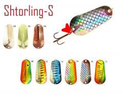 "Блесна ""Fishing ROI"" Shtorling-S 7g 4cm C002-2-04"
