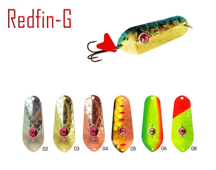 "Блесна ""Fishing ROI"" Redfin-G 13g 6cm C026-1-05"