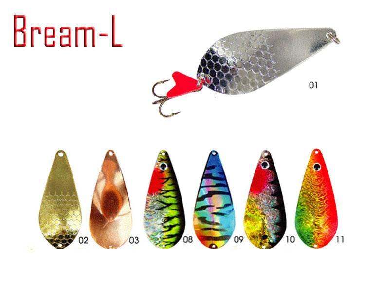 "Блесна ""Fishing ROI"" Bream-L 15g 5.7cm C035-2-02"