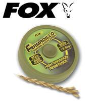 Поводковый материал Fox Armadillo 45lb Brown 20m