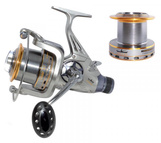 Катушка Fishing ROI Carp BT 8000 5+1BB бейтраннер