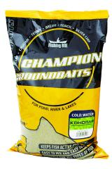 Прикормка FR Champion Cold Water Конопля 1кг