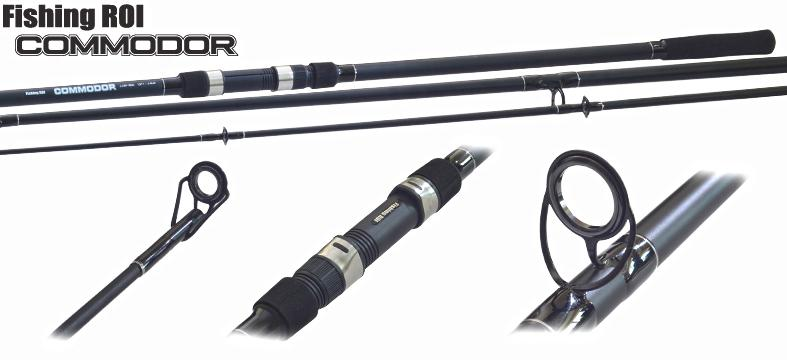 Удилище Fishing ROI Commodor Carp Rod 3.60m 3 3.00lbs