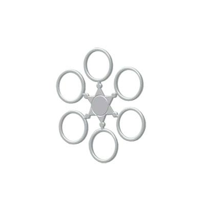 Кольца для пеллетса Bait bands 10mm (30pcs)
