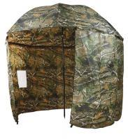 Зонт для рыбалки Carp Zoom Umbrella Shelter camou, 250cm