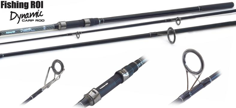 Удилище Fishing ROI Dynamic Carp Rod 3.90m 3.50lbs