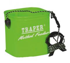 Ведро для воды Traper MF PCV 5л T36112