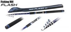 Спиннинг телескопический Flash FR 20-80 g 2.1m