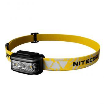 Фонарь налобный Nitecore NU17 (CREE XP-G2 S3 LED + RED LED, 130 люмен, 9 реж., USB)