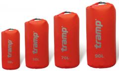Гермомешок Tramp Nylon PVC 20л красный TRA-102-red