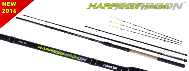 Удилище Fishing ROI Harpoon Feeder 360 60g