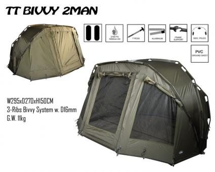 Палатка «Fishing ROI» TT BIVVY 2 MAN