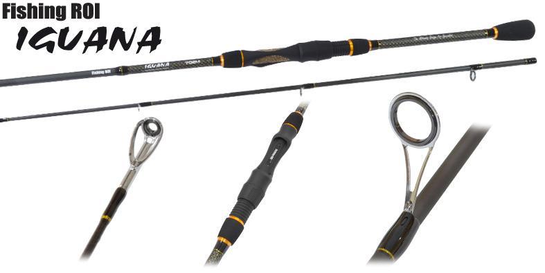 Спиннинг Fishing ROI Iguana 8-28g 2.35m