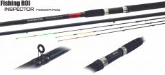 Удилище Fishing ROI Inspector feeder 3.00m 3+3 90g