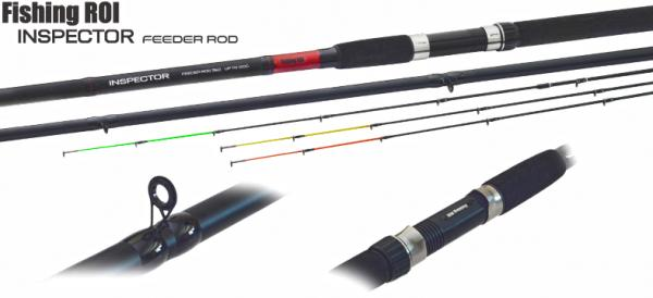 Удилище Fishing ROI Inspector feeder 3.60m 3+3 120g