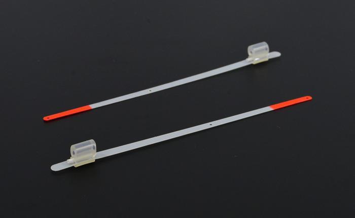 Кивок лавсановый (спорт) 50мм 70мкм ( 0,08-0,15гр)