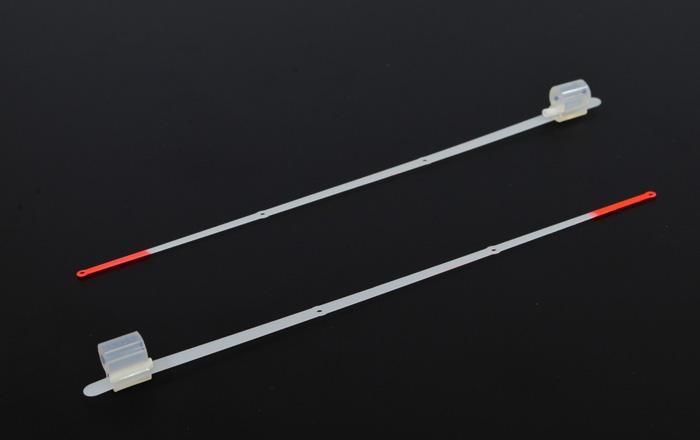 Кивок лавсановый (универсал) 50мм 80мкм ( 0,15-0,25гр)