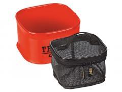 Контейнер для пелетов TRAPER GST PVC 16*16*10cm T36127