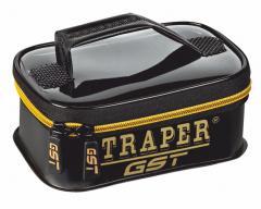 Контейнер с крышкой TRAPER GST PVC 12*9*6cm T36116