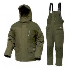 Костюм зимний -20* DAM Xtherm Winter Suit куртка+полукомбинезон M