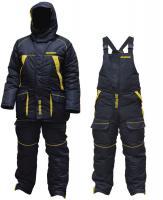 Костюм зимний Fishing ROI Thermal Pro 2 сине-желтый XXL