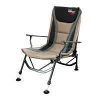 Кресло Fishing ROI с подлокотником и неопреновой подушкой