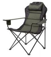 Кресло Мастер карп d16mm (зеленый меланж)
